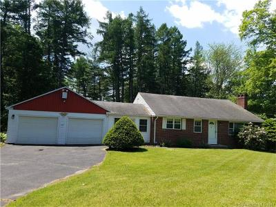 Somers Single Family Home For Sale: 736 Main Street