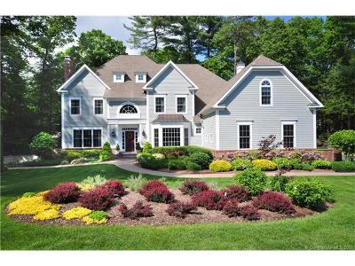 Simsbury Single Family Home For Sale: 3 Erica Lane