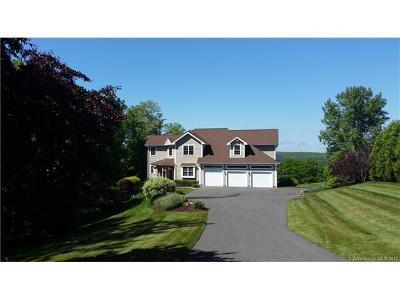Somers Single Family Home For Sale: 75 Suncrest Dr Extension