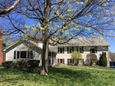 Wethersfield Single Family Home For Sale: 424 Hartford Avenue