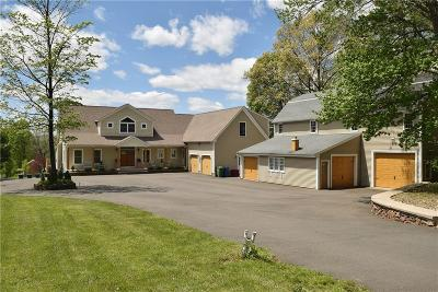 Southington Single Family Home For Sale: 36 Sheffield Place