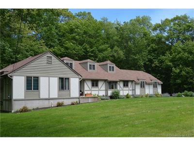 Ledyard Single Family Home For Sale: 34 Bittersweet Drive