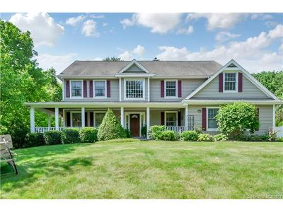 Torrington Single Family Home For Sale: 89 Babbling Brook Road