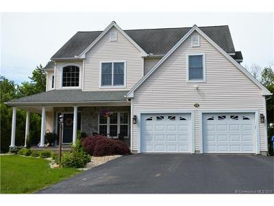 Cromwell Single Family Home For Sale: 16 Bow Lane