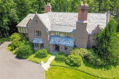 West Hartford Single Family Home For Sale: 7 Westwood Road