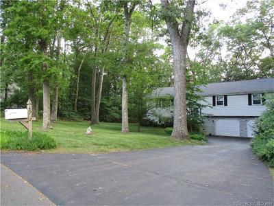 Avon Single Family Home For Sale: 87 Deepwood Drive