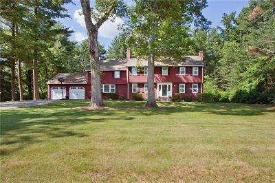 Simsbury Single Family Home For Sale: 9 Lenora Drive