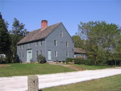 Marlborough Single Family Home For Sale: 294 Jones Hollow Road