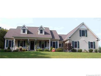 East Windsor Single Family Home For Sale: Lot 19 Aspen Drive