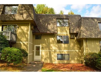 Condo/Townhouse For Sale: 56 Suffield Meadow Drive #56
