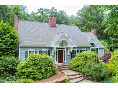 Simsbury Single Family Home For Sale: 5 Stonepost