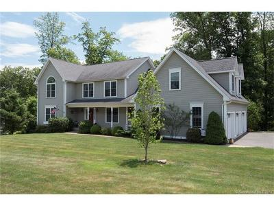 Bristol Single Family Home For Sale: 66 Fox Hollow Lane
