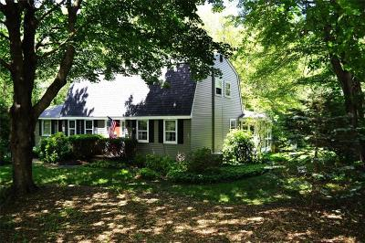 Marlborough Single Family Home For Sale: 215 West Road
