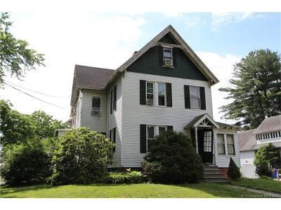 Wethersfield Multi Family Home For Sale: 188 Broad Street