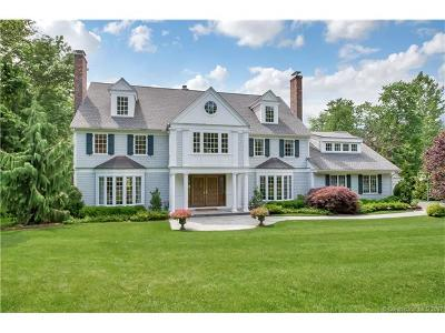Simsbury Single Family Home For Sale: 21 Highwood