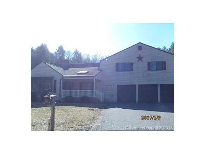 Torrington Single Family Home For Sale: 1303 Marshall Lake Road