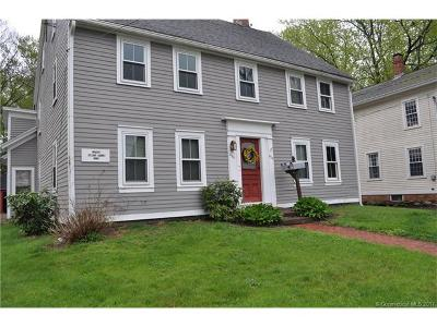 Wethersfield Multi Family Home For Sale: 528 Main Street