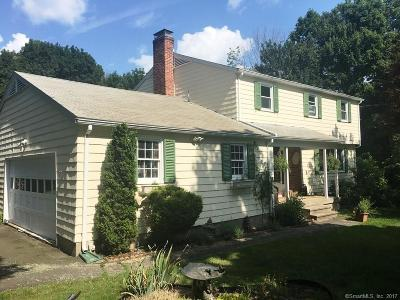 Thomaston Single Family Home For Sale: 235 Babbitt Road