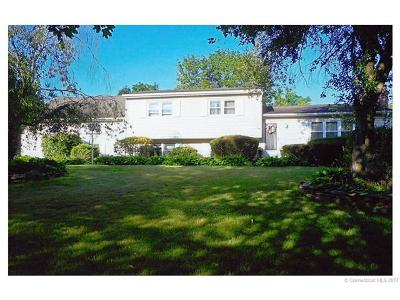 Southington Single Family Home For Sale: 118 Michael Drive