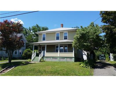 Middletown Multi Family Home For Sale: 117 Highland Avenue