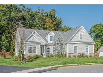 Farmington Single Family Home For Sale: 28 Chimney Hill Drive