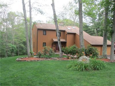 Marlborough Single Family Home For Sale: 11 Mayflower Drive