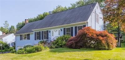 Cromwell Single Family Home For Sale: 88 Shadow Lane