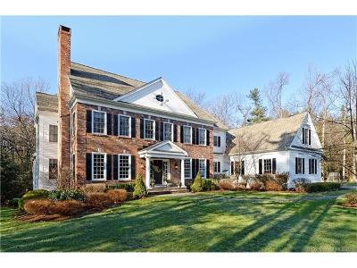 Simsbury Single Family Home For Sale: 10 Brownstone Turn
