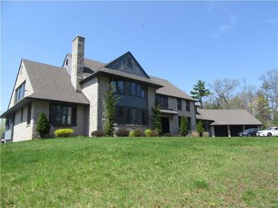 Somers Single Family Home For Sale: 110 Long Hill Drive