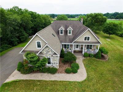 Cromwell Single Family Home For Sale: 28 Senator Drive