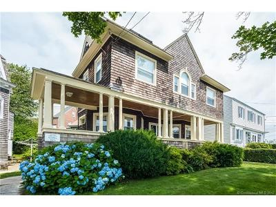 New London Single Family Home For Sale: 11 Mott Avenue