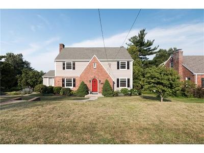 Wethersfield Single Family Home For Sale: 548 Ridge Road