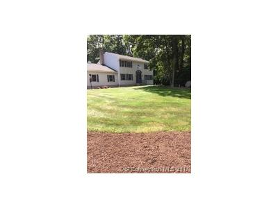 Wolcott Single Family Home For Sale: 14 Joseph Place