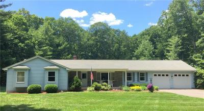Vernon Single Family Home For Sale: 181 Bamforth Road