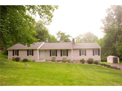 Farmington Single Family Home For Sale: 50 Valley View Drive