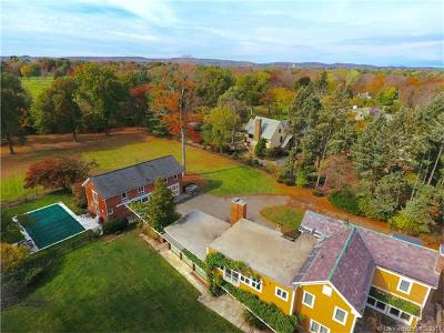 West Hartford Single Family Home For Sale: 159 Bloomfield Avenue