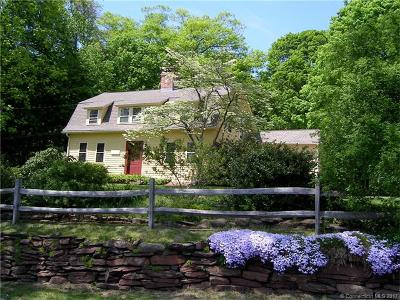 Bloomfield Single Family Home For Sale: 68 Adams Road
