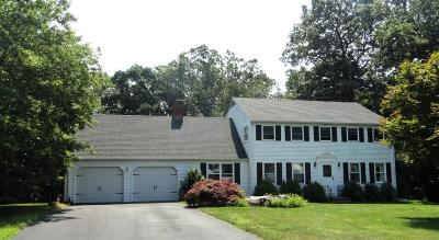 Westbrook Single Family Home For Sale: 32 Nutmeg Circle