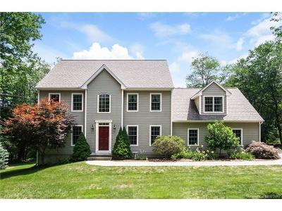 Marlborough Single Family Home For Sale: 264 Jones Hollow Road
