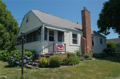 Old Lyme Single Family Home For Sale: 16 Sea Spray Road