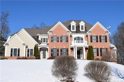 Avon Single Family Home For Sale: 2 Stockbridge Drive
