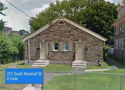 Hartford Multi Family Home For Sale: 272 Marshall Street