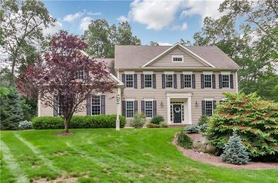 Avon Single Family Home For Sale: 5 Westland Road