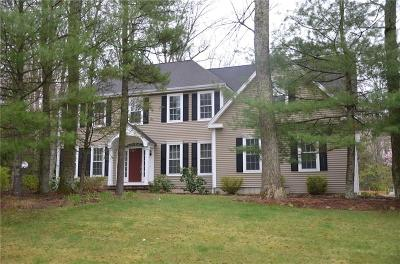 Simsbury Single Family Home For Sale: 6 Squadron Line Road