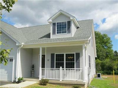 Condo/Townhouse For Sale: Lot 17 Fairfield Lane #33