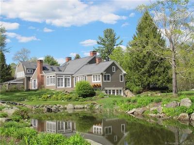 Litchfield Single Family Home For Sale: 83 Cathole Road