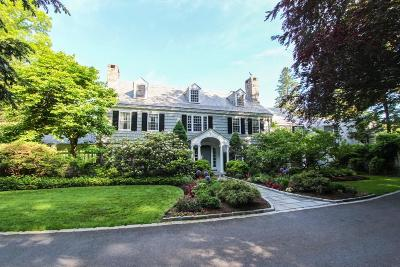 Simsbury Single Family Home For Sale: 8 Pinnacle Mountain Road
