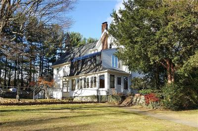 Plymouth Single Family Home For Sale: 43 North Main Street