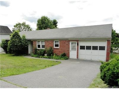 Torrington Single Family Home For Sale: 57 Ryan Terrace