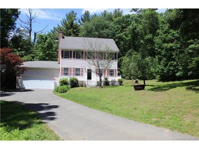 Litchfield Single Family Home For Sale: 1230 Bantam Road